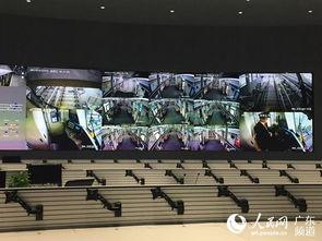 广州地铁部分列车实现30路高清监控实时传输