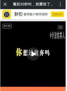手机微博怎样把秒拍视频复制到QQ空间