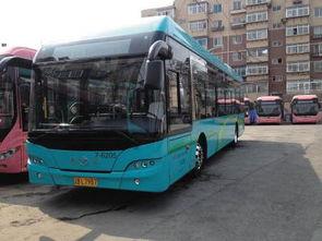 """新上线的电车""""小蓝"""". 图片由公交集团电车分公司提供-101路老式无..."""