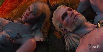 的世界中,各种奇幻的生物、鬼神如过眼云烟.主角杰洛特就是变种人...