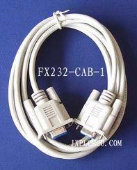 ...信息 3浏览 三菱触摸屏与三菱PLC连接线FX 232CAB 1