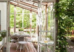 ... 打造完美玻璃花房