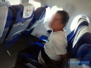 南航航班一乘客欲闯驾驶舱 自称要上天开天眼