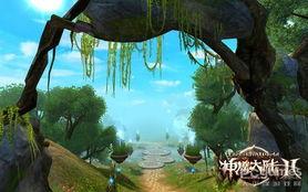 ...魔大陆2 今日起源公测 最新宣传片发布