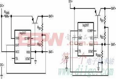 ...性充电管理芯片BQ2057应用