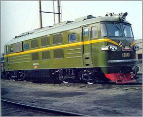 北京型内燃机车