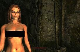 ...thesda在3D人物建模上可是花了不少功夫,官方看到裸体mod后肯定...