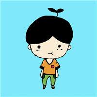 男生头像卡通可爱卖萌图片