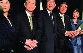 安倍突然秘密求中国和解 日本被美坑惨了