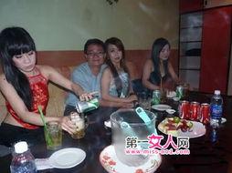 台湾网友实拍越南色情场所的一夜风情