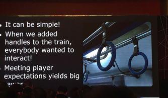 )的循环,做完一个功能,让一些人试玩测试,看看哪些地方满足玩家...