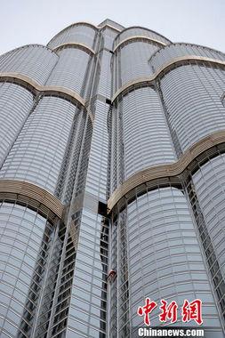 ...—阿联酋迪拜的哈利法塔.据了解,哈利法塔原名迪拜塔,这座摩...