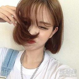 发色真的超适合亚洲妹