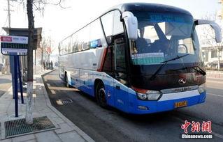 资料图:图为北京公交.-交通部颁布 城市公共汽车和电车客运管理规定