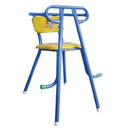 蹬等组成.座位底下边条钢管边框,能容纳25斤内的宝宝具有稳定性和...