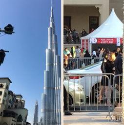 哈利法塔 世界最高楼