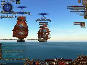 战争时代 航海世纪革新版 PK系统