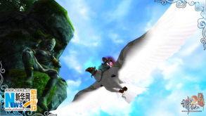 血染神巅-《诛仙2·为爱成神》带来巅峰挑战,首个超巨型BOSS拦路,想去天...