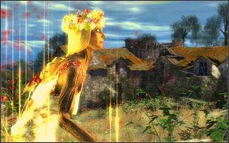 仙魔狩-在旅店见到朱利安(图30.6),他说阿莉娜去原野散步一直未归   阶段7...