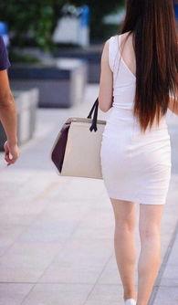 街拍包臀裙背影,哪个是你的最爱