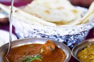 正宗印度风情,美食届的 神秘巨星