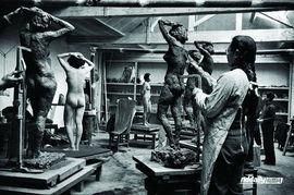 毛泽东当年力挺人体艺术