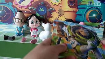 中班在玩具总动员主题下可以做哪些教玩具