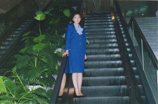 ...岁月 18岁的飞翔记忆 我的空姐生活