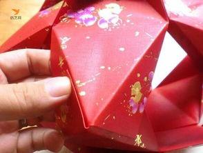 元宵节红包灯笼制作方法教程 利是封灯笼制作方法图解教程
