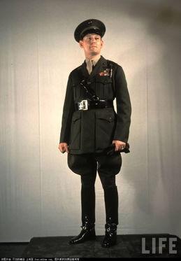 二战时期美军军服一览