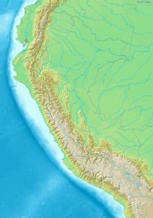 秘鲁地形图-法语助手 法汉 汉法词典 Perou是什么意思 Perou的中文解...