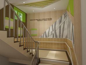楼梯间-原生态自然风格 北京