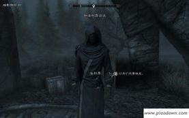 ...从他这里买一颗黑色的灵魂石.-上古卷轴5天际黎明守卫DLC图文攻略