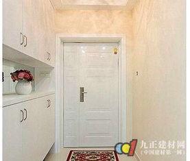 入墙鞋柜设计 入墙鞋柜怎么做 家具百科 九正建材网 中国建材第一网