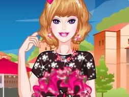 (单人游戏)   粉色新样式小游戏打包下载   粉色新样式   装扮   ABAB...