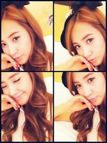 少女时代Yuri自拍照曝光 吸引大量粉丝下载