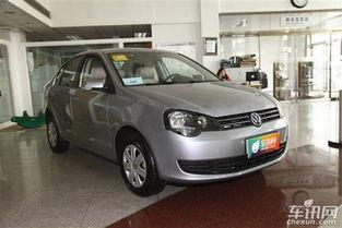 老款POLO三厢版-大众新车前瞻 上海大众车型多