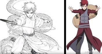 当火影忍者的忍者们穿上中国风衣服,你更喜欢谁呢