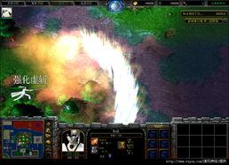 学生异界游下载 学生异界游 魔兽防守地图 v1.1D 清风电脑游戏网
