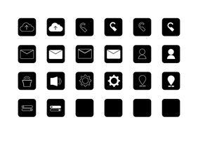 点击QQ页面空间,微博,邮箱等图标没有反应