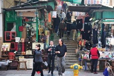 图揭香港市井百姓最真实生活