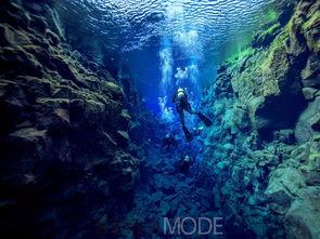 ...者可以触摸欧亚大陆与北美洲两大板块的海底洞穴,更入选了世界50...