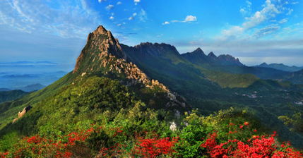 ...上饶灵山邀您赏世界倒石奇观