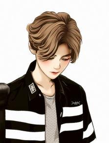 鹿晗 手绘 fanart 来自Aries丶韩的图片分享
