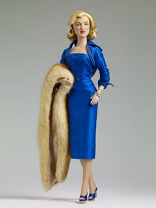 I am Lorelei Lee Outfit Only for Marilyn Monroe Doll, Tonner 2012美国...