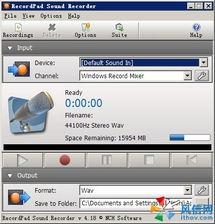 ....18英文版 快速方便的录音软件 下载