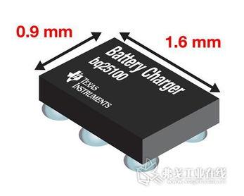 2.5W无线充电接收器与bq25100线性充电器进行配对.这两款器件可让...