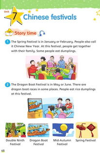 Unit 7 Chinese festivals 2015年苏教 译林版 小学