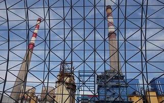 封闭煤场 控制扬尘污染
