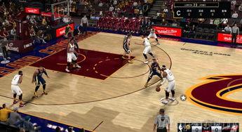 NBA2K16詹姆斯MC存档下载
